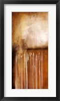 Madison Fields I Framed Print