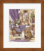 Framed Victorian Bathroom II