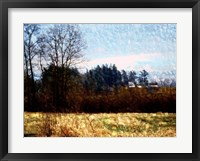 Framed Land I