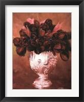 Framed Floral Still Life II