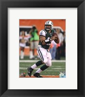 Framed Tim Tebow 2012 Action