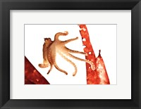 Framed Tidepool Discoveries II