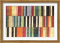 Framed Color Path I