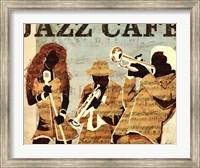 Framed Jazz Cafe