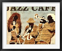 Framed Jazz Cafe