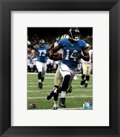 Framed Justin Blackmon 2012 Action