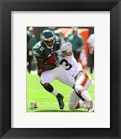Framed DeSean Jackson 2012 running