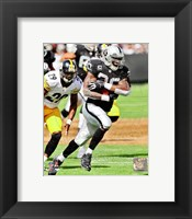 Framed Darren McFadden 2012 Action