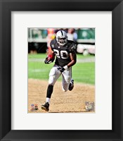 Framed Darren McFadden 2012 on the field