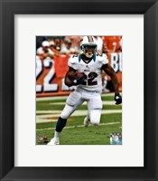 Framed Reggie Bush 2012 Action