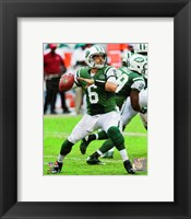 Framed Mark Sanchez 2012 Action