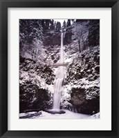 Framed Columbia River Gorge
