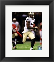 Framed Devery Henderson 2012 Action
