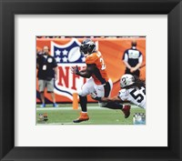 Framed Willis McGahee 2012 Action