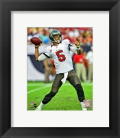 Framed Josh Freeman 2012 Action