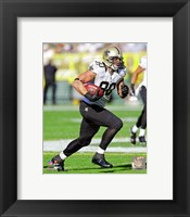 Framed Jimmy Graham 2012