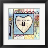 Framed Love is the Key