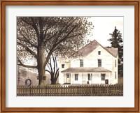 Framed Grandma's House
