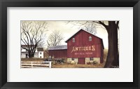 Framed Antique Barn