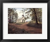 Framed Sunday in Cades Cove