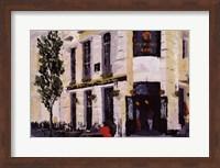 Framed Street Scenes