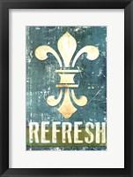 Framed Refresh I