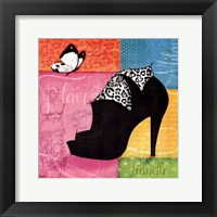 Framed Chic Shoe I