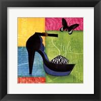 Framed Chic Shoe II