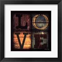 Framed Love