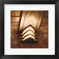 Framed Architectural Detail No. 49