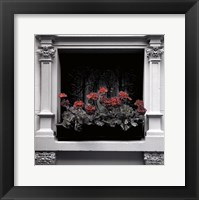 Framed Architectural Detail No. 56