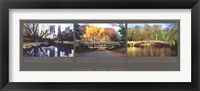 Framed Central Park Bridges