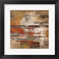 Framed Painted Desert Crop
