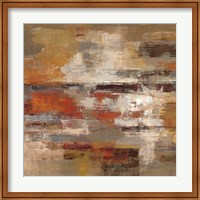 Framed Painted Desert Crop