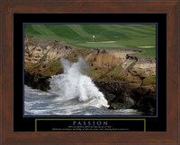Framed Golf-Passion