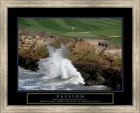 Framed Golf-Passion