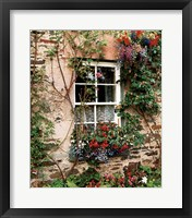 Framed Loch Lomond Window