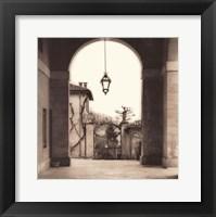 Framed Lucca, Toscana