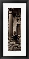 Framed Portico, Umbria