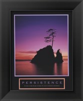 Framed Persistence-Sunset
