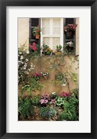 Framed Valbonne Window