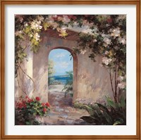 Framed Portal to the Sea