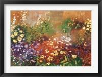 Framed Meadow Garden V