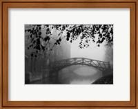 Framed Cambridge Mist