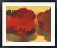 Framed Lowland Tree