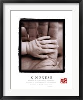 Framed Kindness - Hands