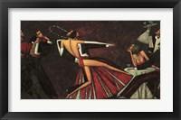 Framed Tango Romance
