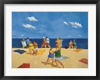 Framed Tango Beach