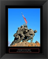 Framed Fortitude-Iwo Jima