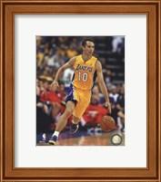 Framed Steve Nash 2012-13 Los Angeles Lakers